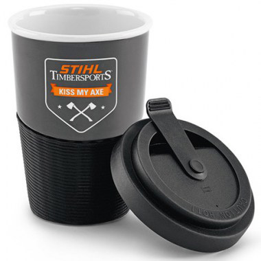 Coffee-to-go Stihl